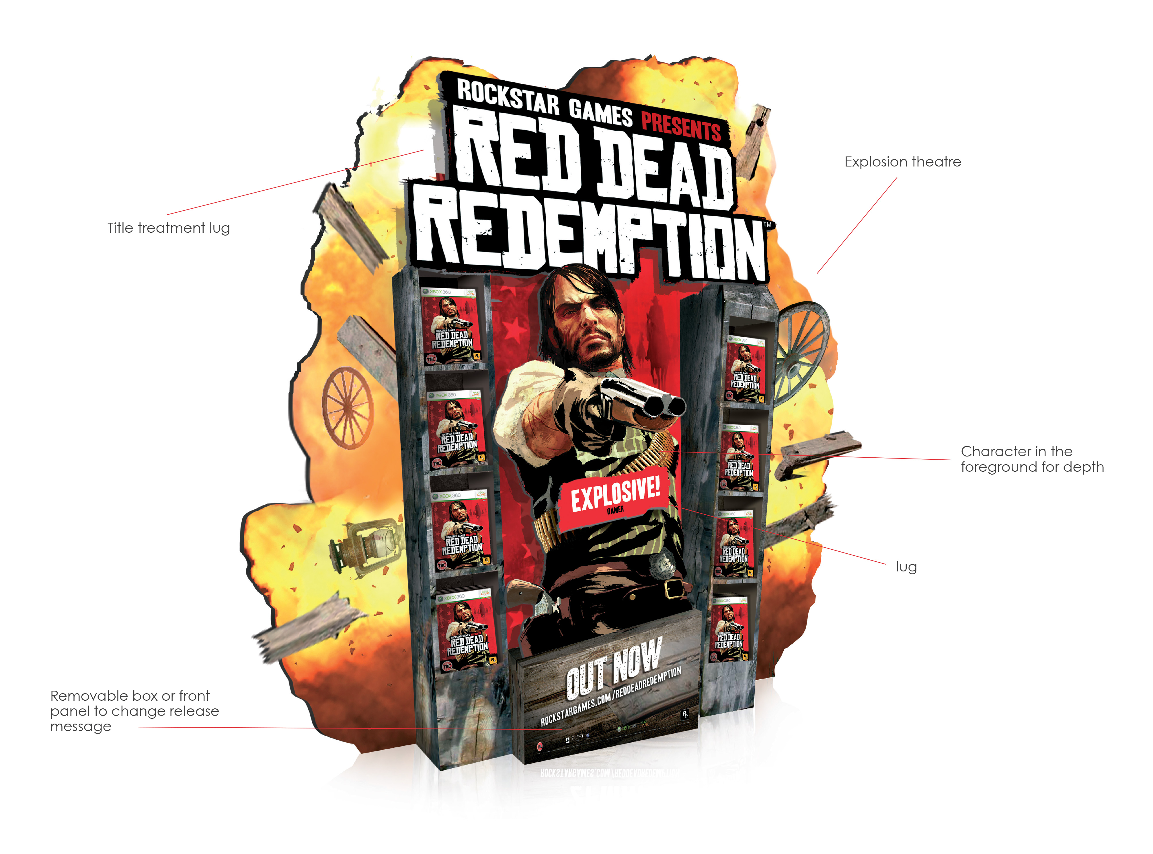 """""""Red Dead Redemption"""""""