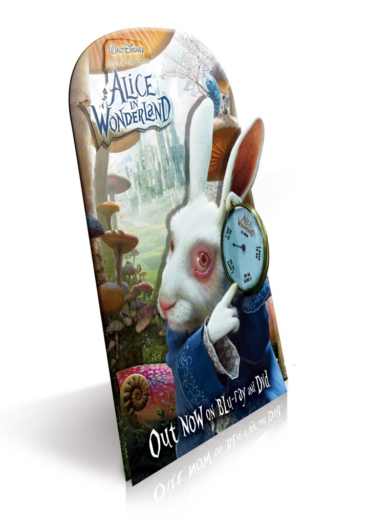 """Alice in Wonderland"" POS"