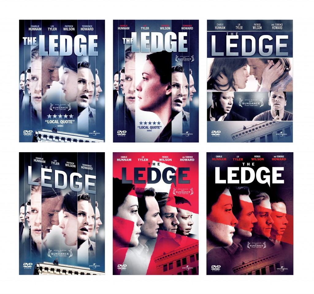 The Ledge visuals