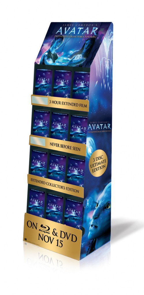 """Avatar"" reissue 12 pocket"