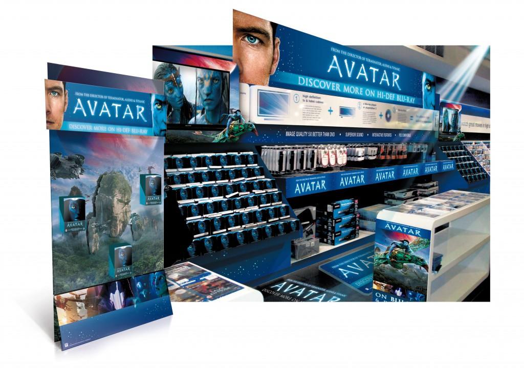 """""""Avatar"""" HMV visual"""