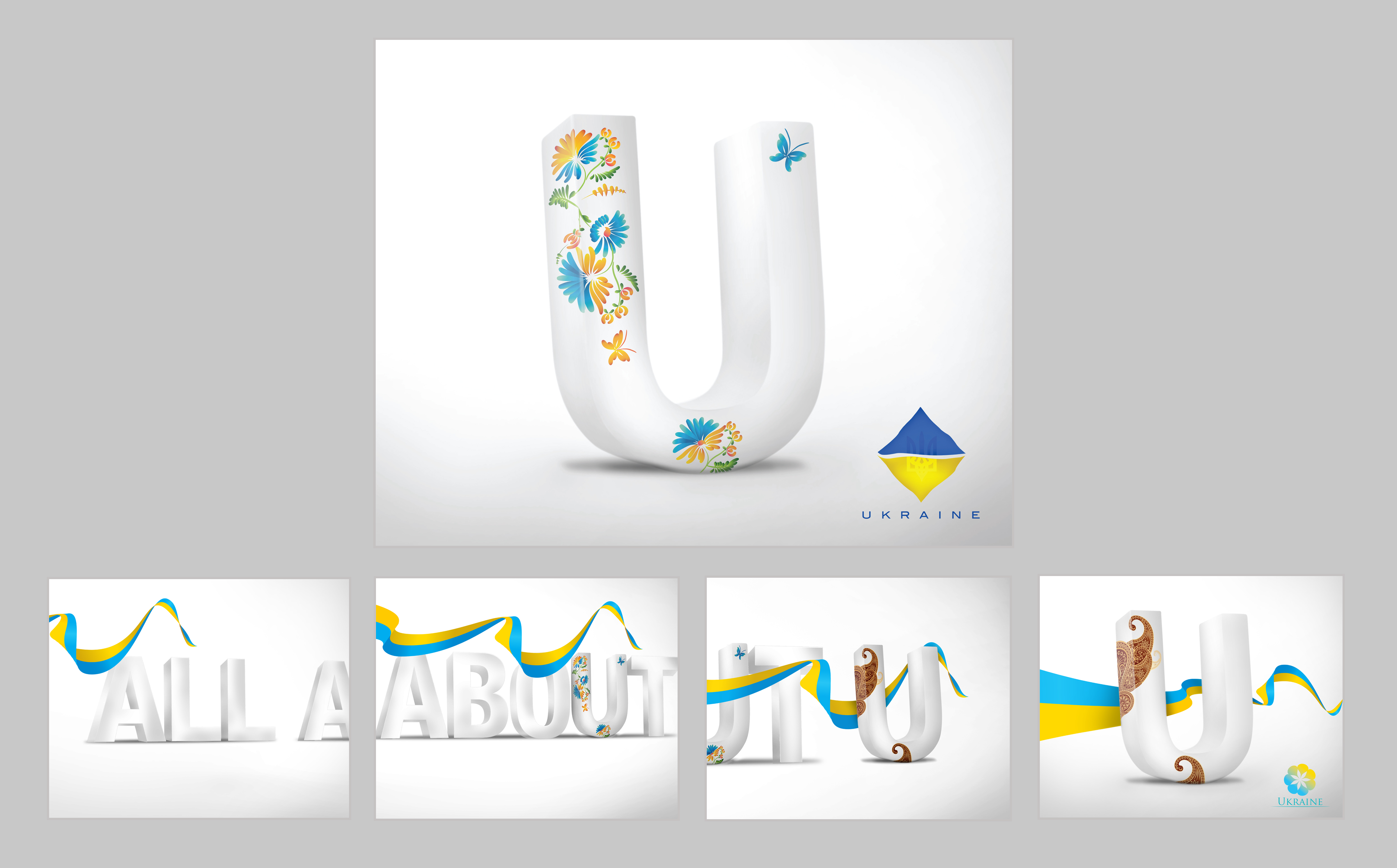 """""""Ukraine - It's All About You"""" endboard"""