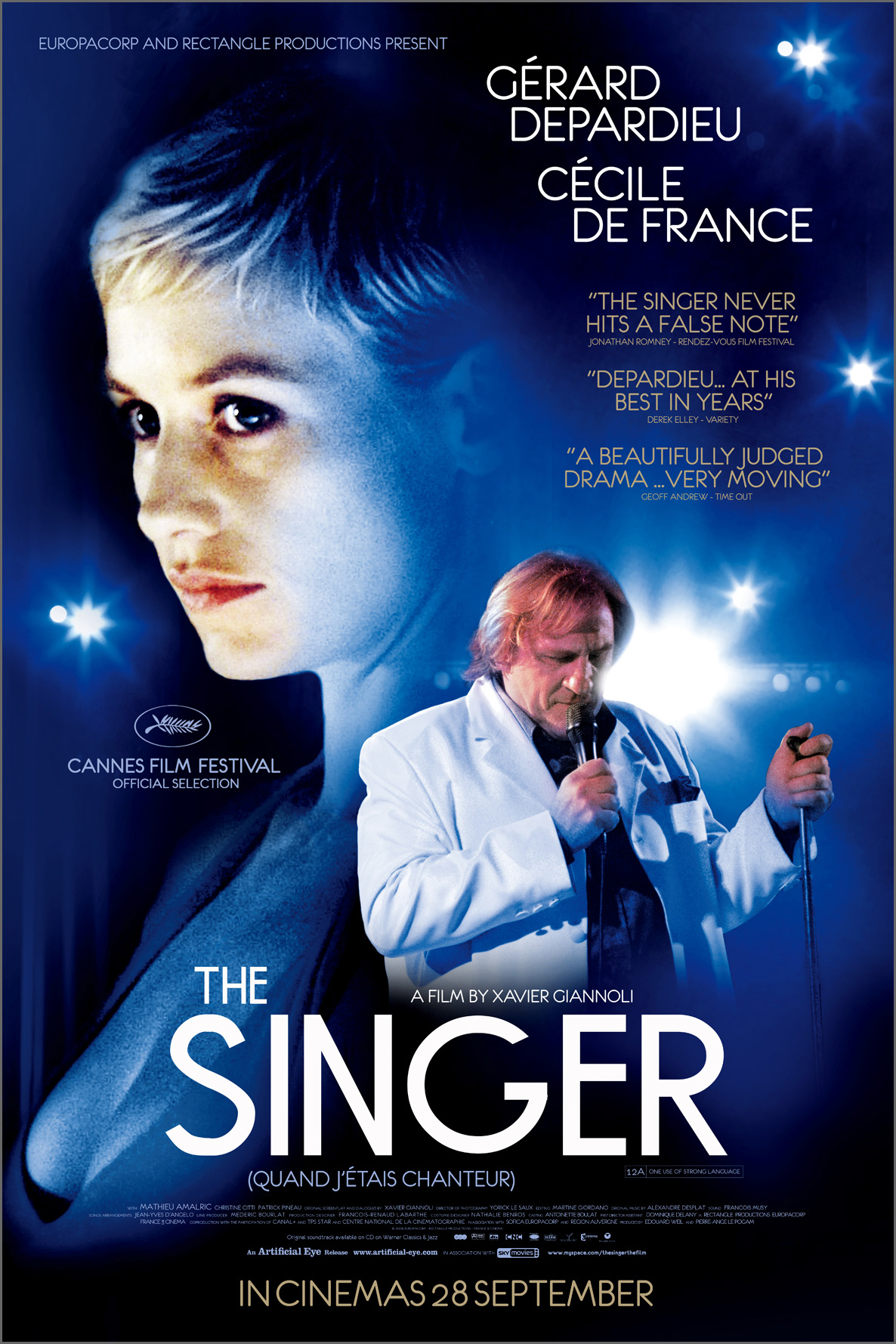 The Singer theatrical