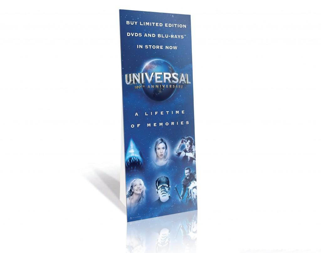 Universal Standee