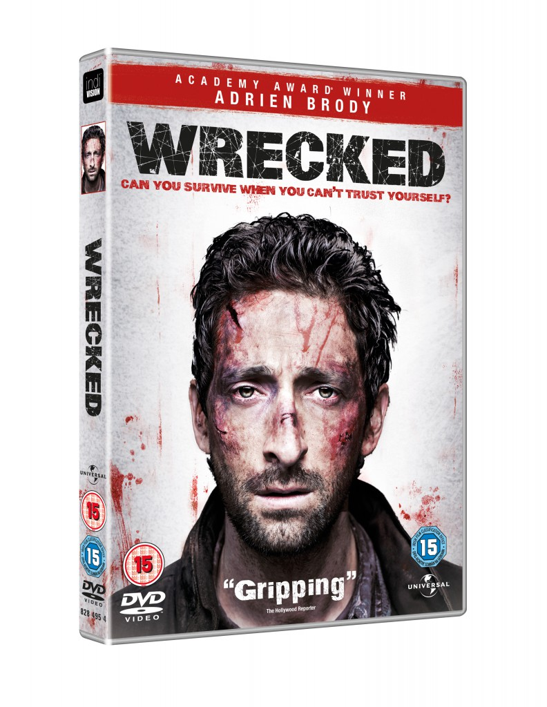 """Wrecked"" final approved visual."