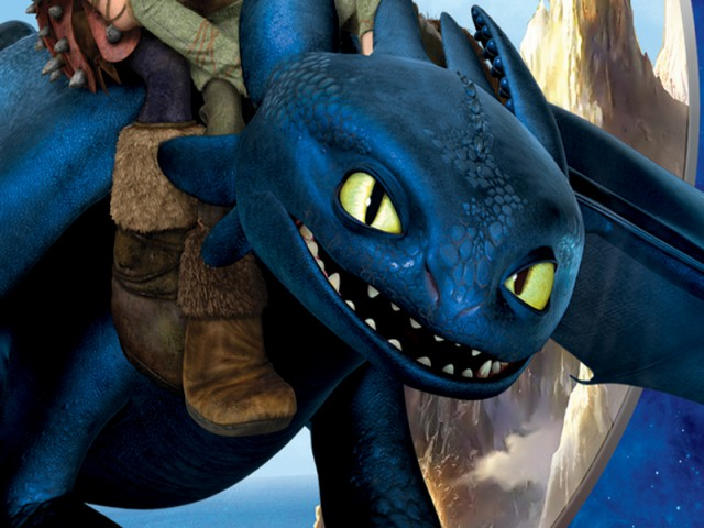 """How to Train Your Dragon"" main"