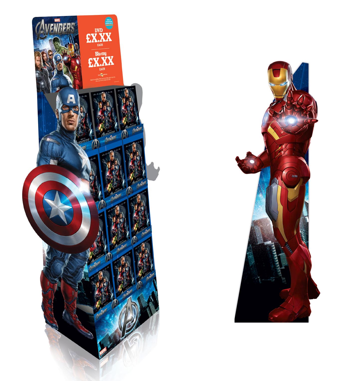 The Avengers - FSDU