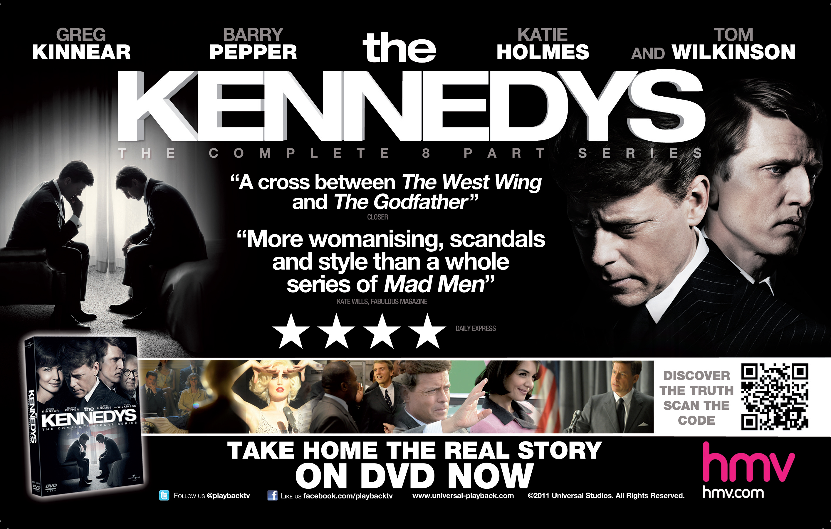 The Kennedys male skewed