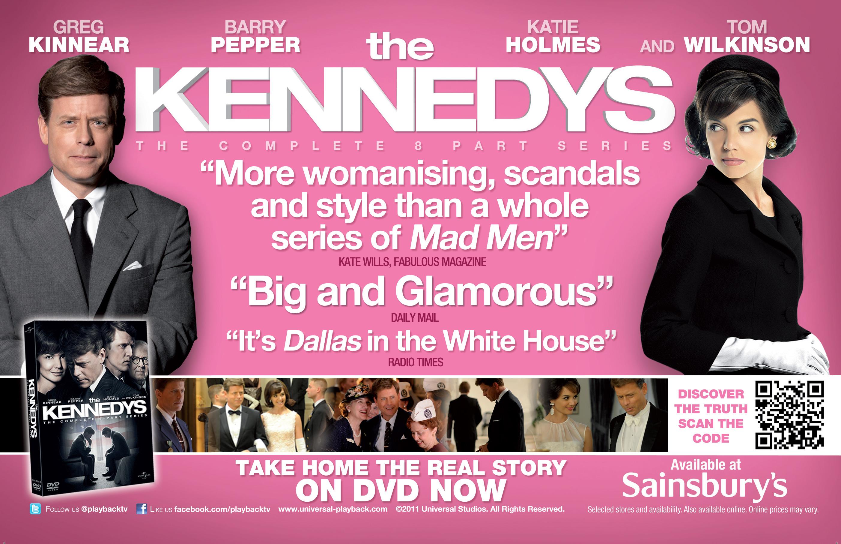 The Kennedys female skewed