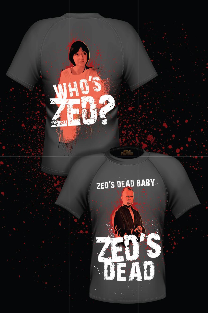 Zed's Dead Baby, Zed's Dead - t-shirt