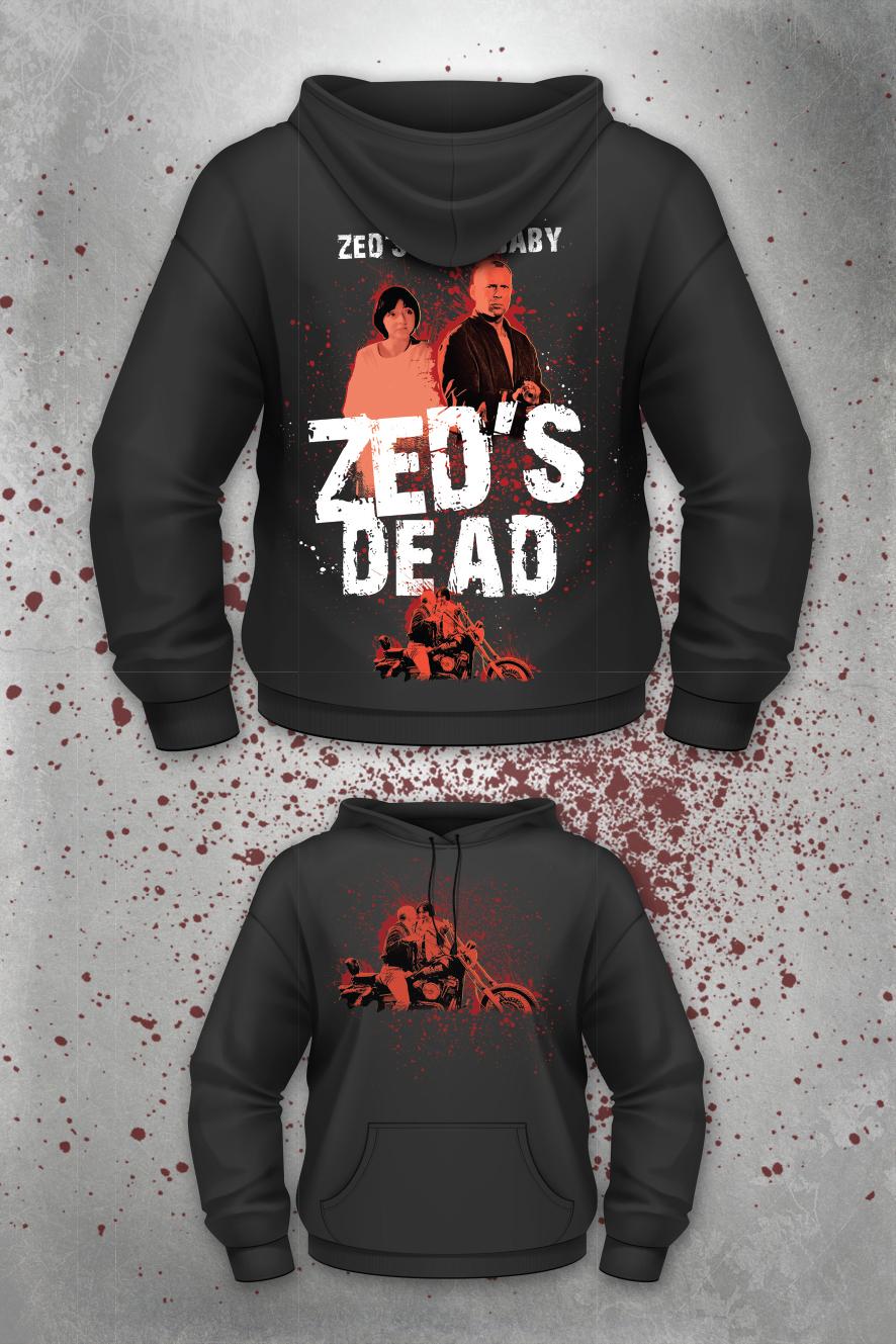 Zed's Dead Baby, Zed's Dead - hoodie