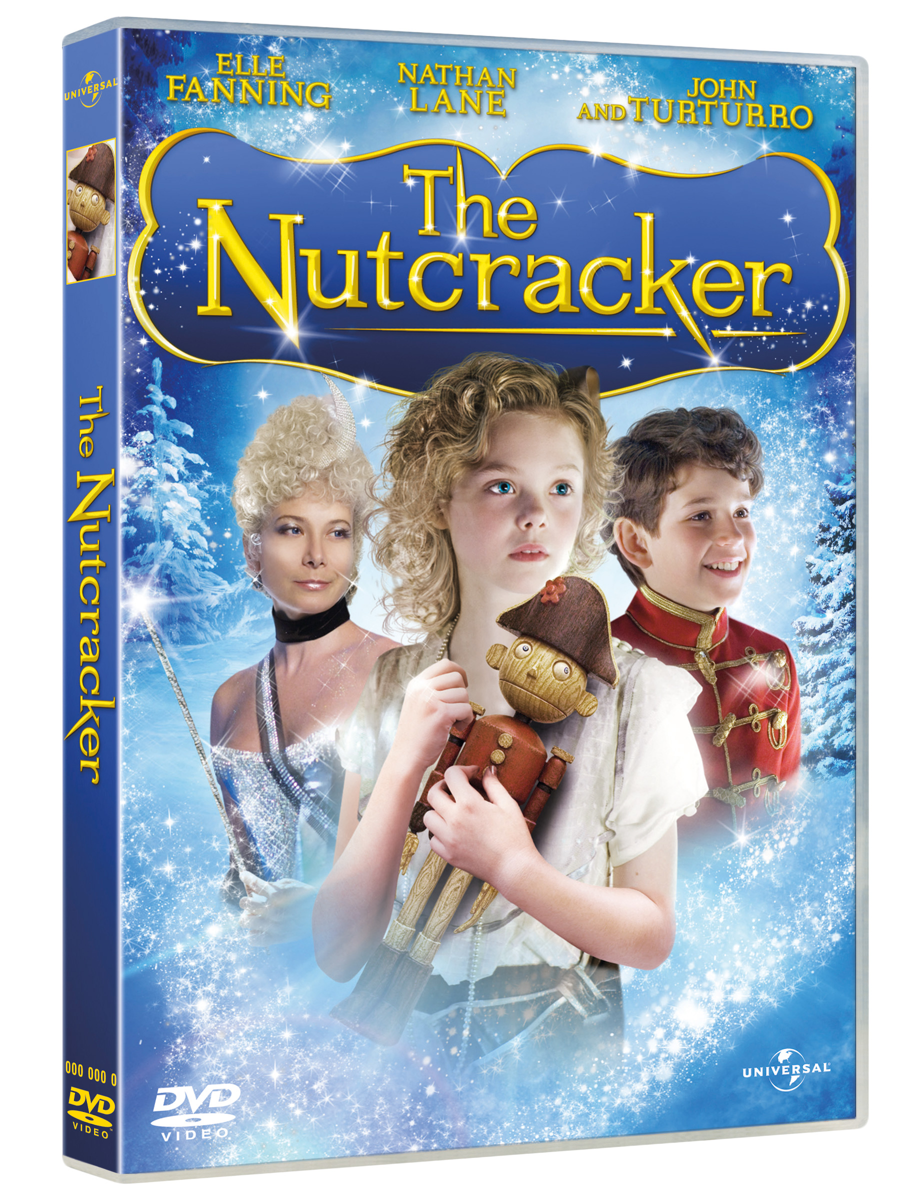 The Nutcracker DVD