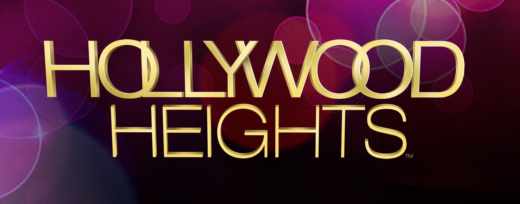 Hollywood Heights title treatment