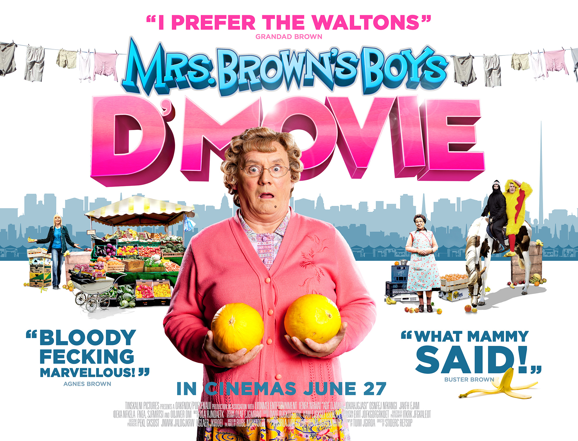 Mrs. Brown's Boys Route B