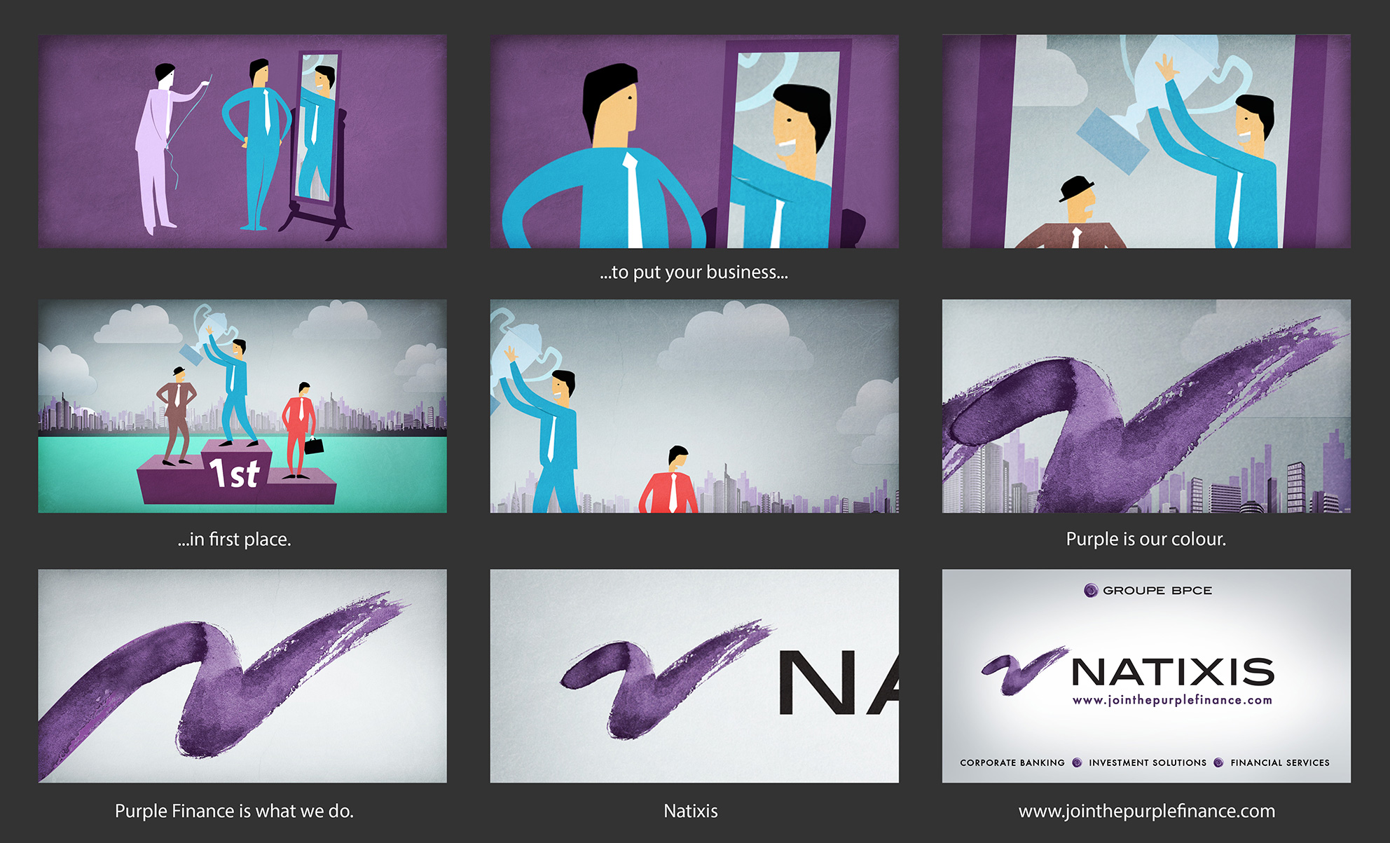 "Natixis 60"" TVC Page 3"