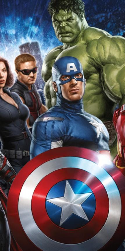 Avengers Pre-Awareness POS
